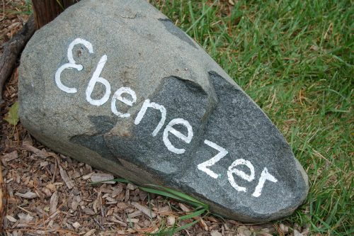 Ebenezer rock