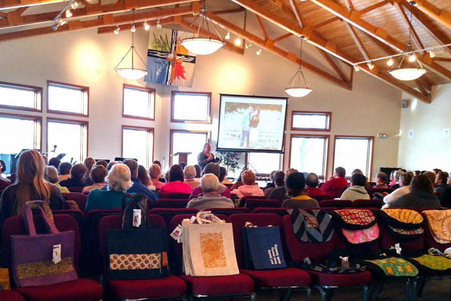Large session gathering