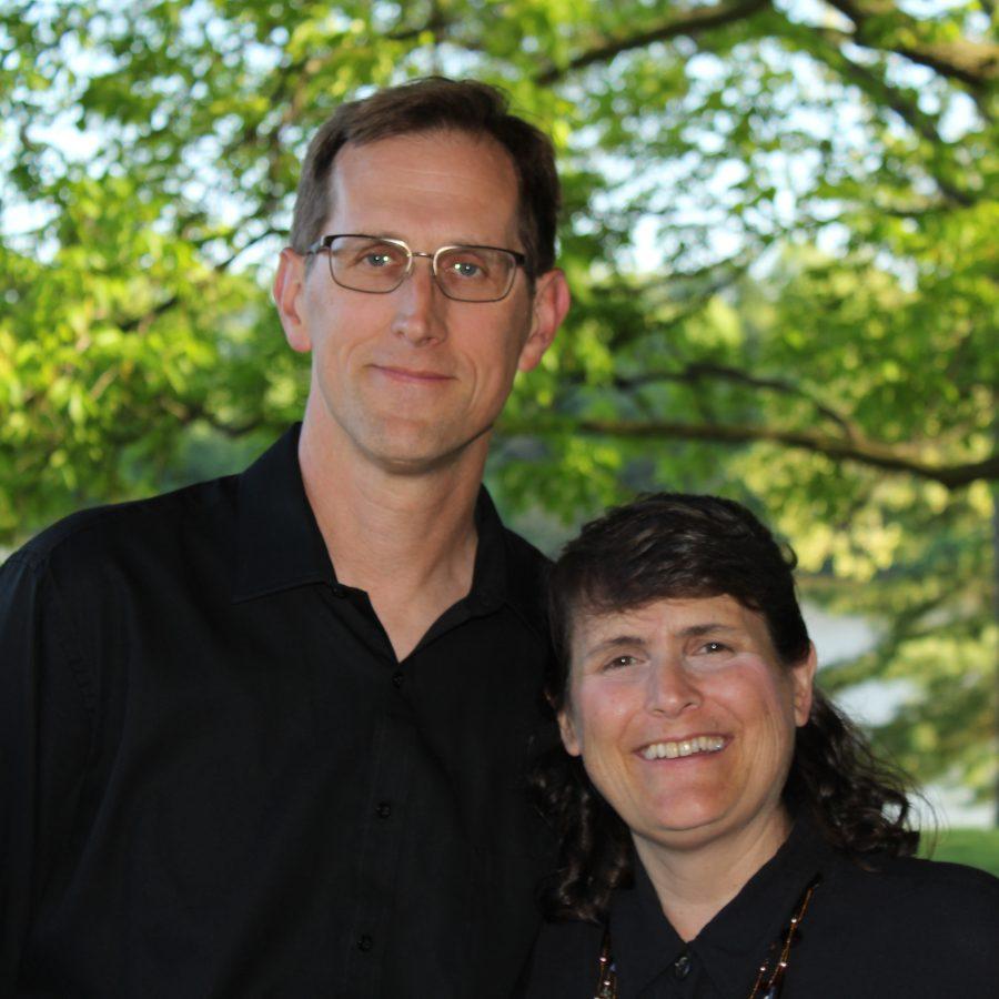 Tim & Brenda